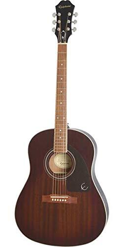 Epiphone-Acoustic-Guitar-AJ-220S-Mahogany-Burst