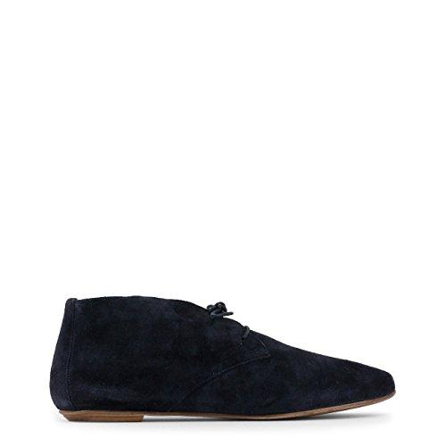 Bleu Bleu Toscani Daim Arnaldo Buzzao Lacets à Chaussures en wvaq6O8zI