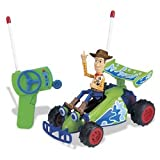 : Toy Story: Radio-Controlled Buggy with Woody Figure