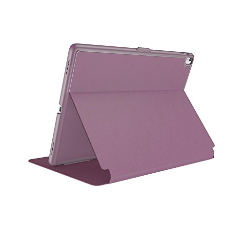 Speck Products BalanceFolio Case, Compatible with iPad Air (2019), Plumberry Purple/Crushed Purple/Crepe Pink (Also fits 10.5-inch iPad Pro)