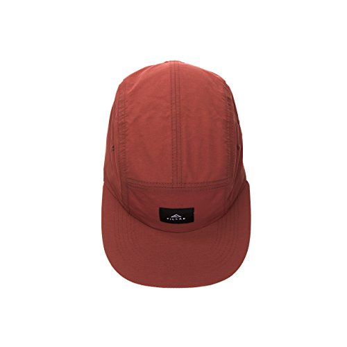 58cbc48fe Tillak Wallowa Camp Hat, Lightweight Nylon 5 Panel Cap with Snap ...