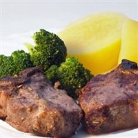 Today Gourmet - Lamb Chops (10 - 8oz Chops) New Zealand by Today Gourmet