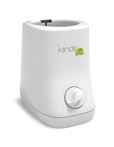 Kiinde Kozii Baby Bottle Warmer and Breast Milk Warmer for Warming Breast Milk, Infant Formula and Baby Food (Feeding Baby Food For The First Time)