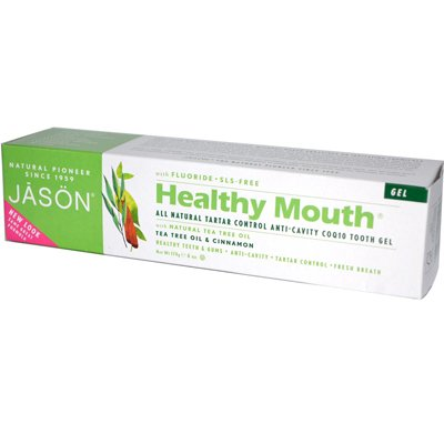 (Jason Healthy Mouth Coq10 Tooth Gel - 6 Oz)