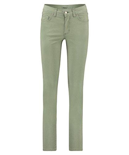 Angels Jambe Schilf Jeans Vert Droite Pantalon Femme EZnTZwrqP