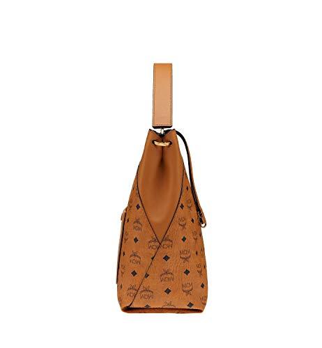 cognac Sac MCM pour femme bandoulière Size One marron qFrwrId