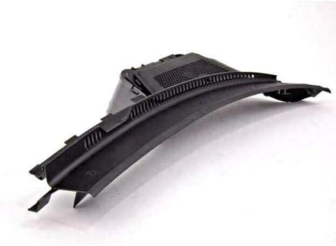 Deflector de agua negro satinado para Audi A4 Wagon S4 8D ...
