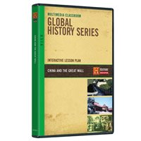 China And The Great Wall  Interactive Lesson Plan With Dvd