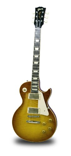 Gibson Custom 1959 Les Paul Standard VOS Electric Guitar, Iced Tea