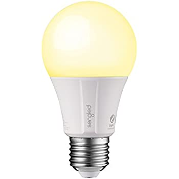 Sengled Element Classic Dimmable Smart Bulb, A19 Zigbee Bulb, Compatible with Samsung SmartThings and Wink Hub, Requires Hub for Alexa and Google Assistant, 3 Year Warranty