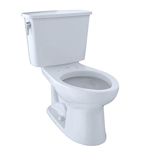 TOTO CST744EFN.10#01 Transitional Toilet - 1.28 GPF,  Cotton