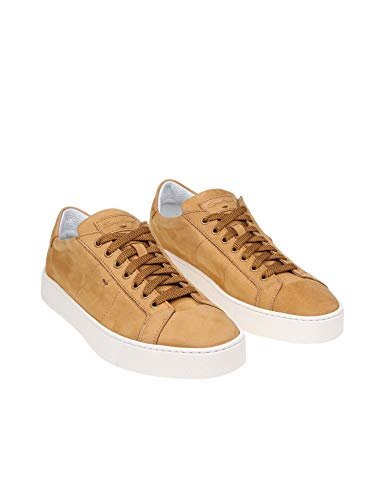 Mbgl21012pnnxsoom50 Sneakers Marrone Santoni Uomo Pelle q7wRfE