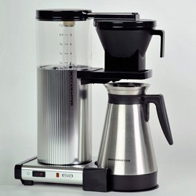 Technivorm Moccamaster Coffee Brewer with Thermo Carafe image