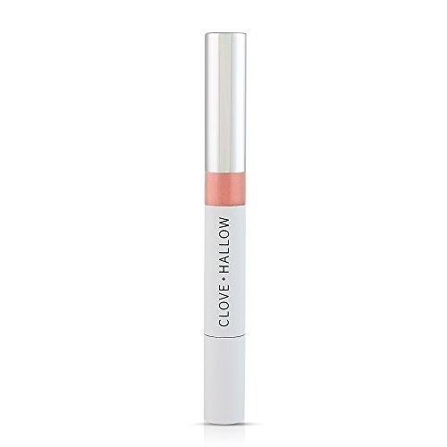 (CLOVE + HALLOW Lip Glaze - Natural Organic Cruelty Free Lip Gloss Lip Balm - Bubbly)
