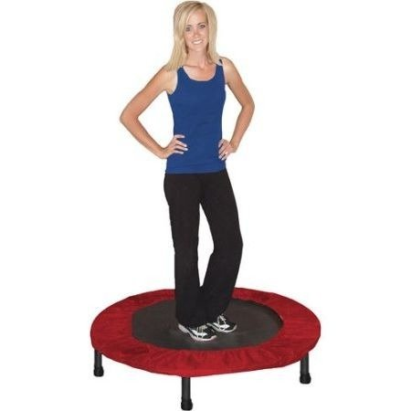 Mini Trampoline,Fitness,42''in,Foldable by Trampoline World