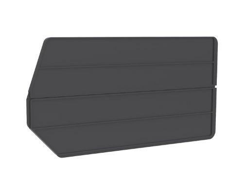 Akro-Mils 40265 Lengthwise Divider for 30265 AkroBin, Package of 6, Black
