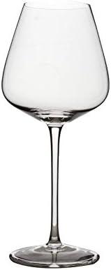 Vaso De Whisky Copa De Vino Tinto De Cristal Copa De Vino De Pie Alto Copa De Vino De Borgoña Juego De Vino Caja De Regalo Individual Juego 1 Caja,650 Ml,6 Piezas