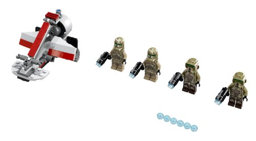 Lego, Star Wars, Kashyyyk Troopers (75035) (Discontinued by manufacturer) (Star Wars 41st Elite Corps Clone Trooper)