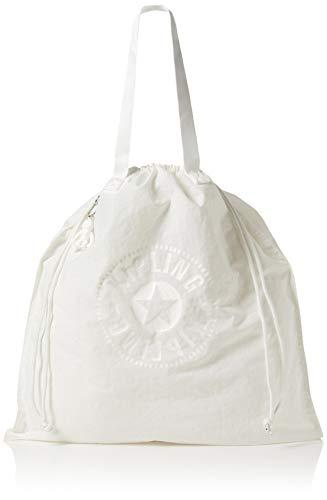 Lively Bolsos New Mujer Kipling Blanco totes Fold L White Hiphurray dgBxIq8v