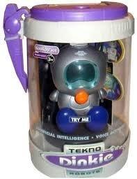 tekno dinkie robot - 1