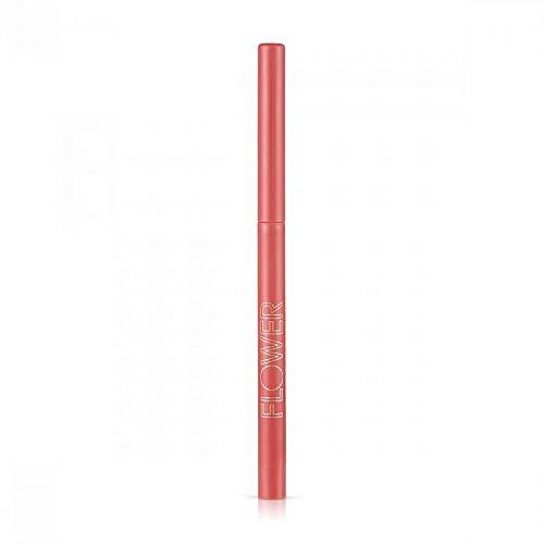 Flower Beauty Petal Pout Lip Liner (Rose) -