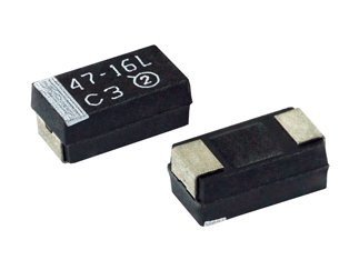- 593D Series 33 uF 10% 20 V Surface Mount Molded Solid Tantalum Capacitor, Pack of 500 (593D336X9020C2TE3-duplicate-1)