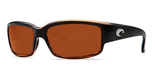 Costa Del Mar Caballito Sunglasses Coconut Fade/Copper 580Plastic ()