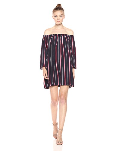 Dress Connection French Utility Hasan Women's Blue Stripe Multi InHRqB
