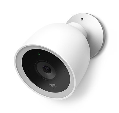 Nest Labs NC4100US Mighty Smart IQ Outdoor Security Camera - Quantity 2