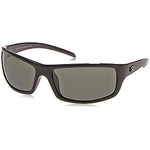 Calcutta Prowler Sunglasses (Black Frame, Gray Lens)