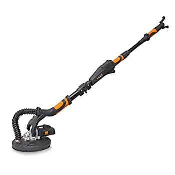 Image of Home Improvements WEN 6369 Variable Speed 5 Amp Drywall Sander with 15' Hose