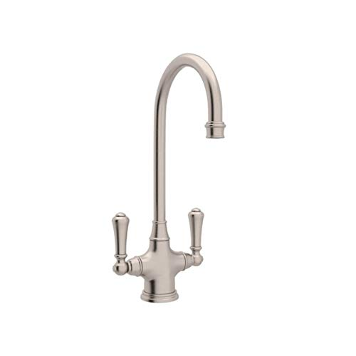 ROHL U.4711STN-2 BAR/FOOD PREP FAUCETS, Satin Nickel
