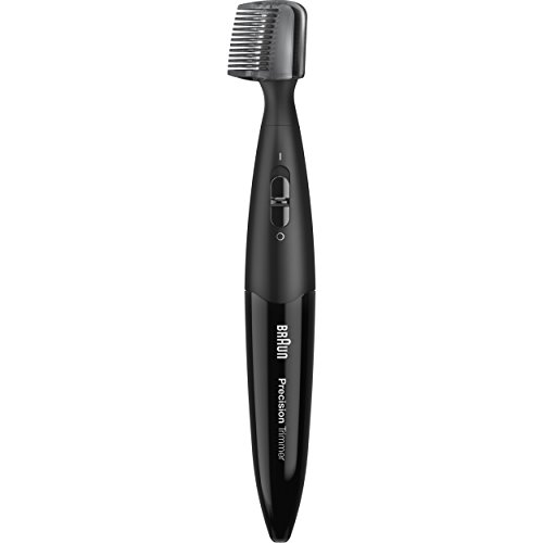 Braun Precision Trimmer PT5010, Men's Precision Beard, Ear & Nose, Mustache detailer, styler