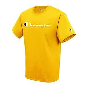 Champion Men's Classic Jersey Script T-Shirt