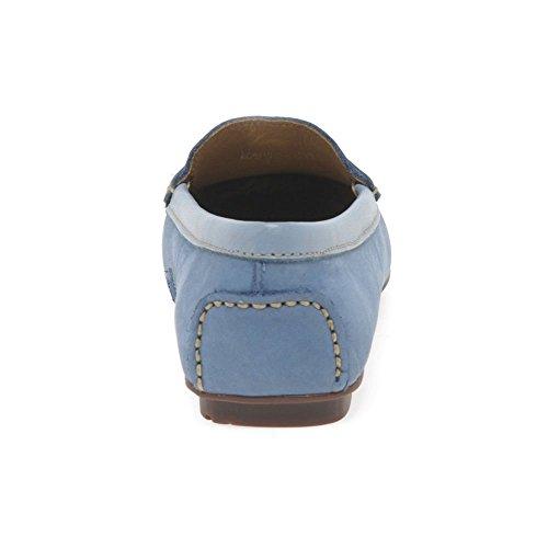 Sininen Vintage Maria Antonia Mokkasiinien Rento Naisten Lya Nupukkia WwxU8YqPX