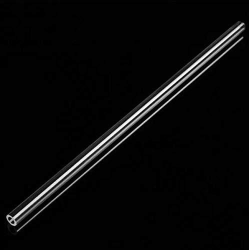 SUCAN 300mm tube rond acrylique 0.95cm diam/ètre ext/érieur x 0.635cm ID clair plexiglass acrylique tube Lucite