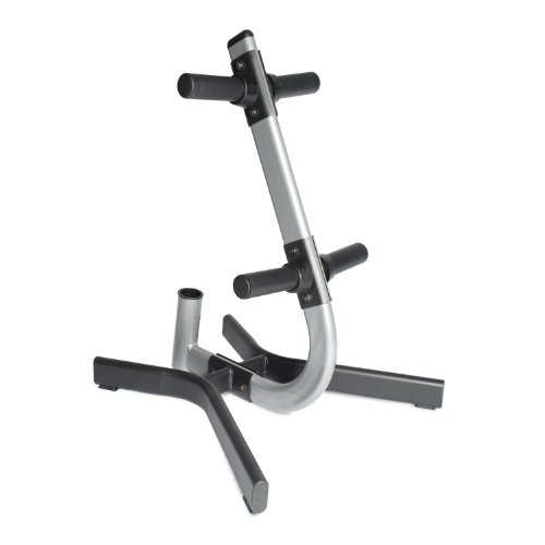CAP Barbell Olympic 2 Inch Plate and Bar Storage Rack