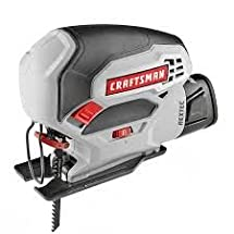 Craftsman Nextec 12v Jigsaw. Includes: Jigsaw, Blade, Battery and Quick Boost Charger