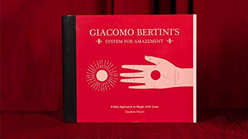 Giacomo Bertini's System of Amazement by Stephen Minch - Book