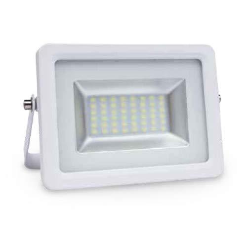 Proyector LED 20W 6000K IP65 Blanco GSC 0704737: Amazon.es: Hogar