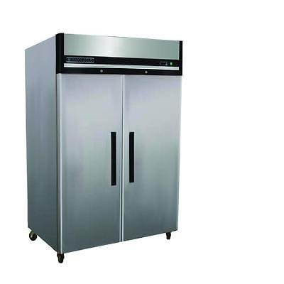Maxx Cold MXCF-49FD X-Series Double Door Upright Reach In...