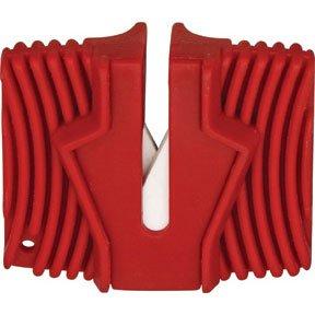 UPC 801608008555, GROOVED CERAMIC KNIFE SHARPENER