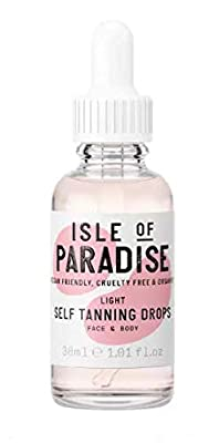 Isle of Paradise Self-Tanning Drops Light Full Size