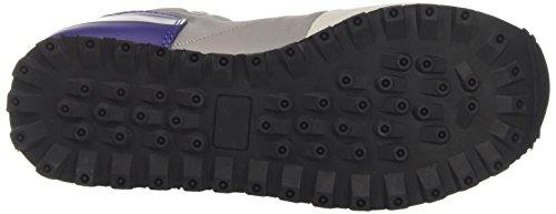 Bleu Grey 9072 Vespa Footwear Adulte Corsa Blu Baskets Mixte SxZwO4nSq