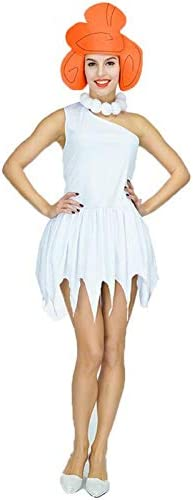ZAOWEN Disfraz De Halloween Traje De Falda Blanca Femenina Cosplay ...