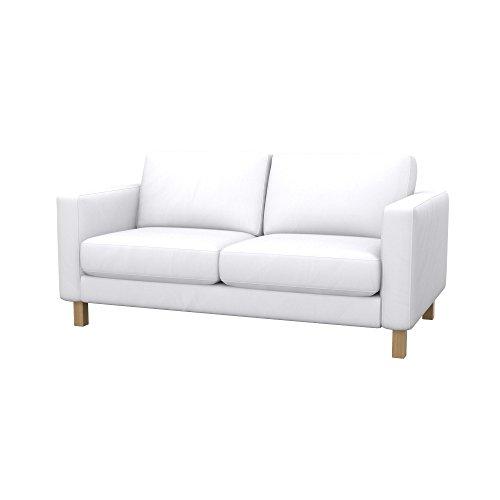 Soferia - IKEA KARLSTAD Funda para sofá de 2 plazas, Eco ...