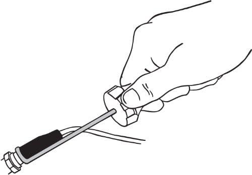 Lisle 51250 Spark Plug Wire Puller