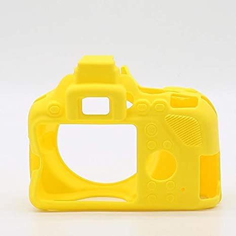 Pinyu Camera Silicone Case Cover Protector for Canon EOS RP Nikon Z7 Z6 D3400 D3500 D5300 D5500 D5600 D7100 D7200 D7500 D750 D850 DSLR Color : D3400 Camouflage