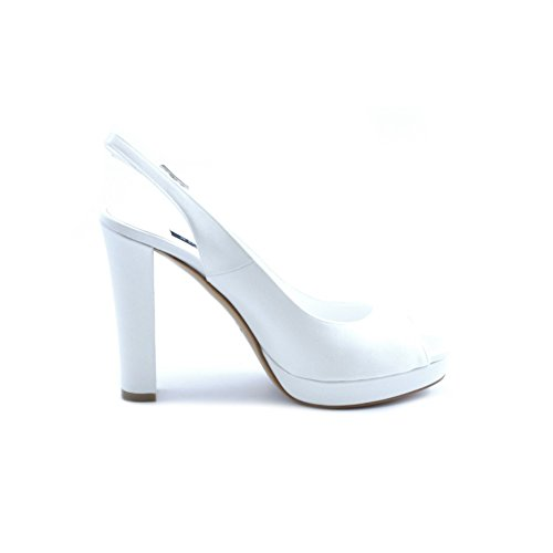 Blanco Zapatos Para Vestir Mujer Bianco Albano De 4ZOSxxX