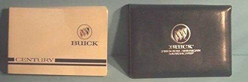 1996 Buick Century Owner's Manual Set ()